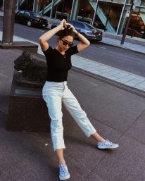Pants: Brandy Melville