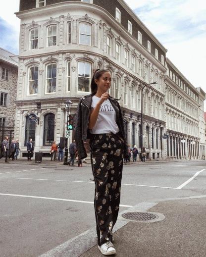 Pants: Zara