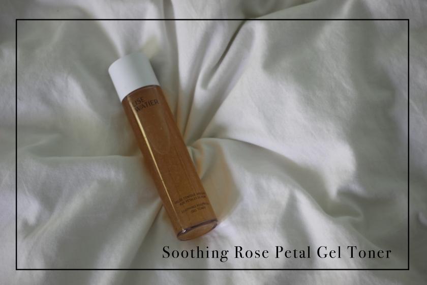 Soothing Rose Petal Gel Toner